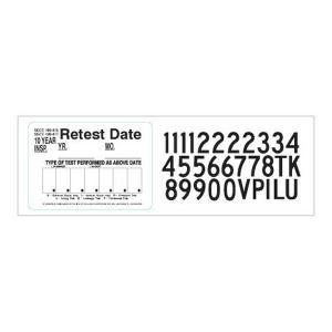 5-V32-10 - 10 Year Inspection Kit (18x6)