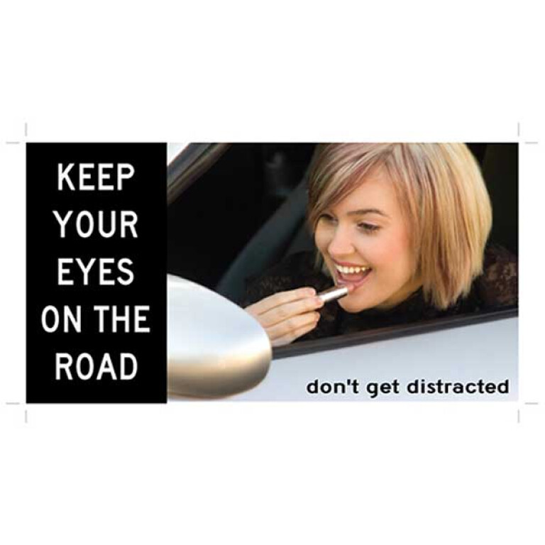 Stay Alert when Driving 5