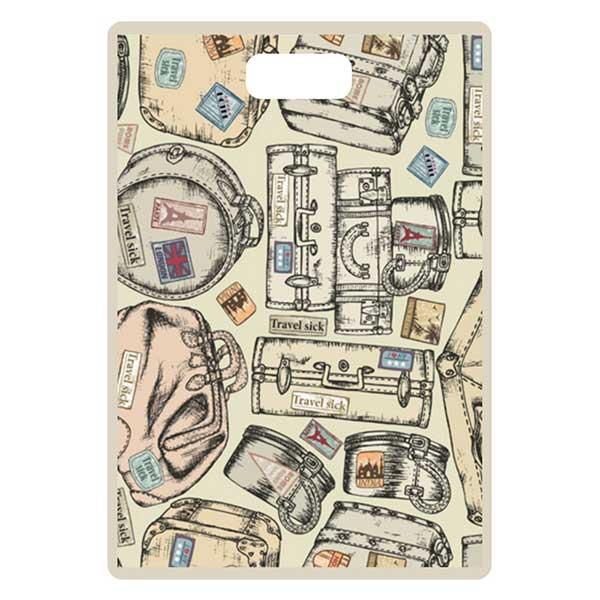 Travel Bag Rectangle (4x2.75)