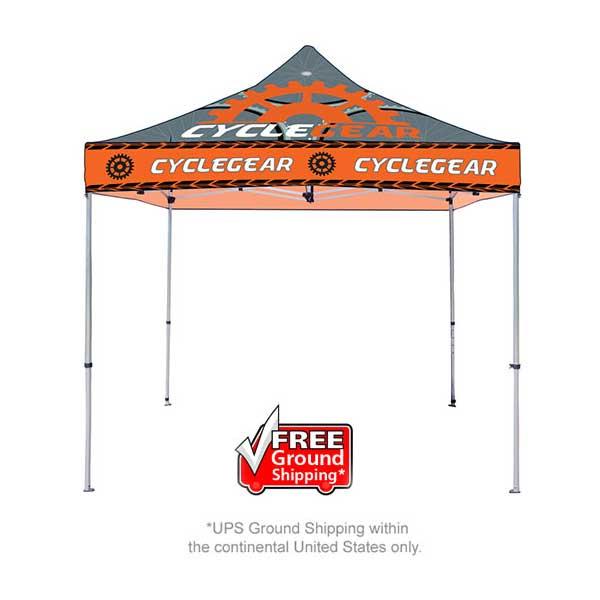 Custom Tent Canopy (118x89)