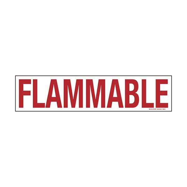 4'' Flammable (22x5)