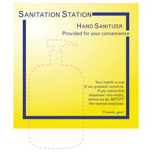 Hand Sanitation Stations Kit