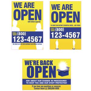 Open Signage Kit