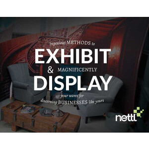 Exhibits and Displays - Your Wares for Discerning Businesses Like Yours