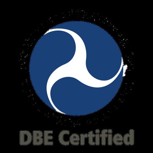 DBE Certified 500 x 500