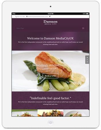 Damson-iPad