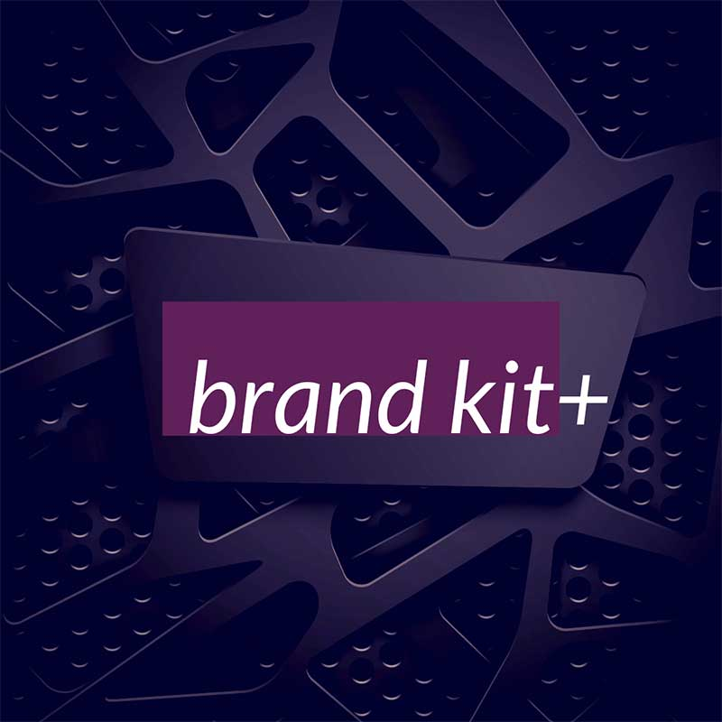 Brand Kit with Pro Design Account