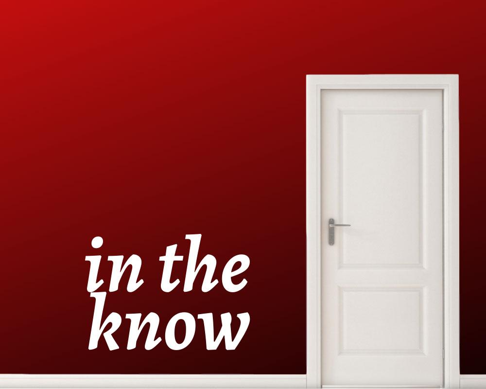 in-the-know-door