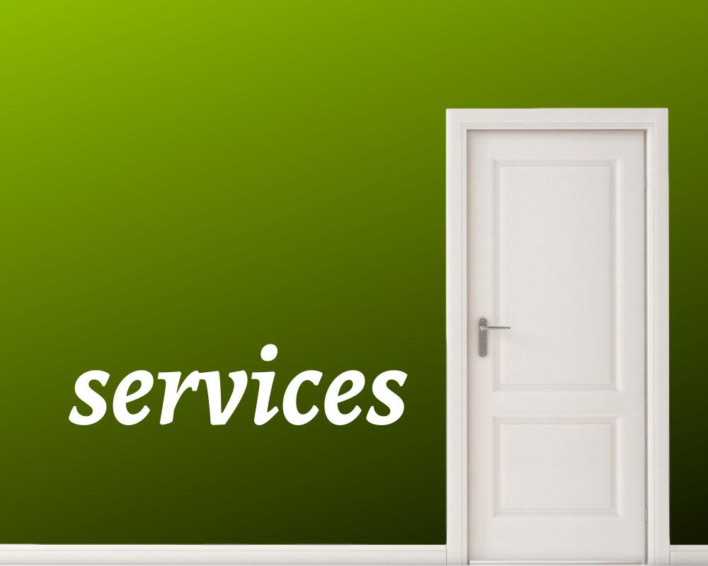 services-door