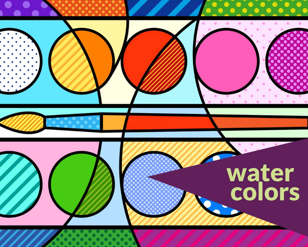 water-colors
